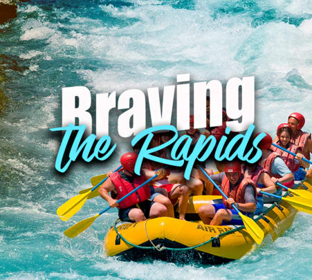 Rafting Adventure in Kullu