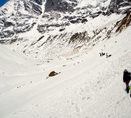 Panpatia Glacier Trek, Uttarakhand 2019