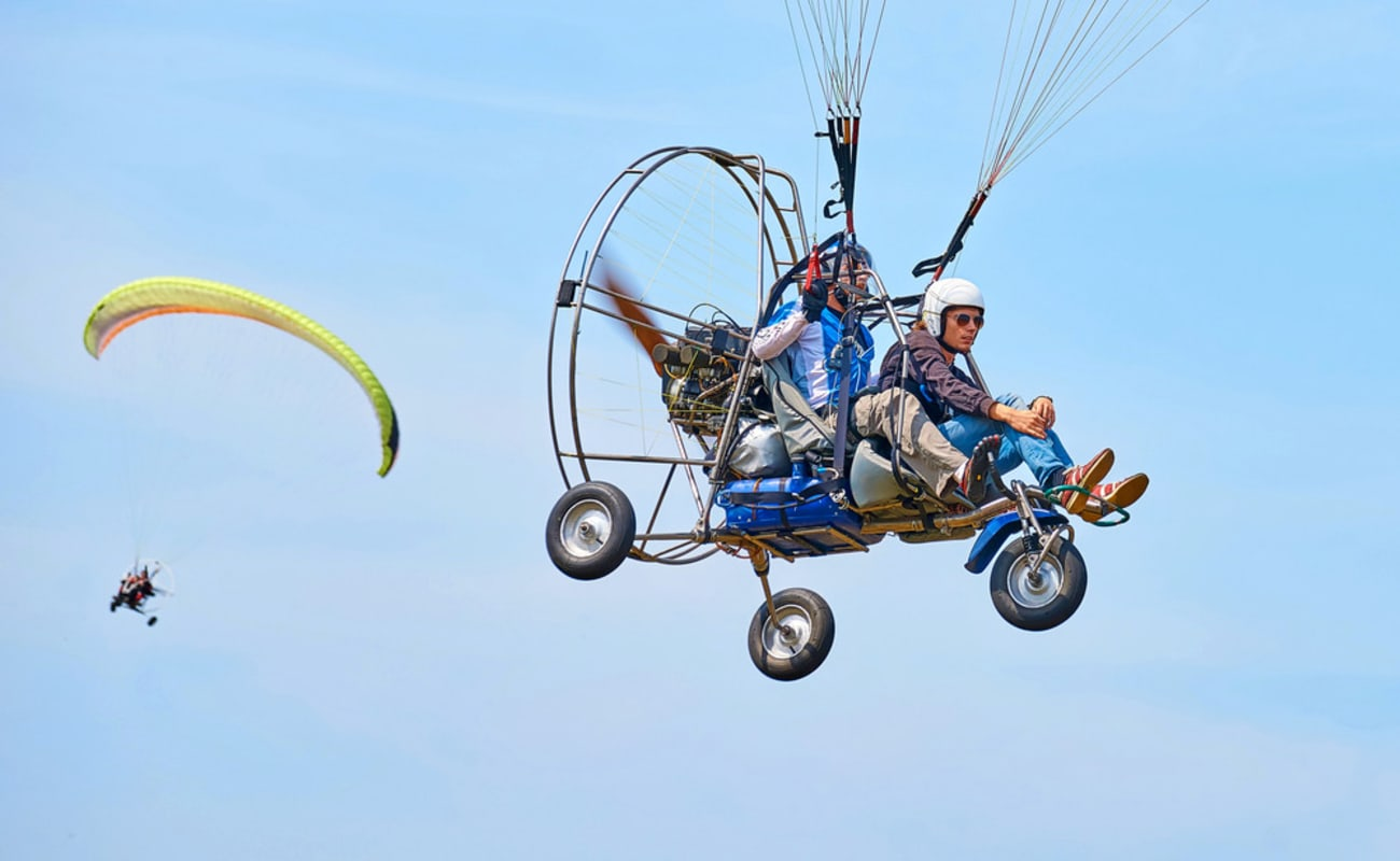 Power Paragliding in Sohna, Gurgaon