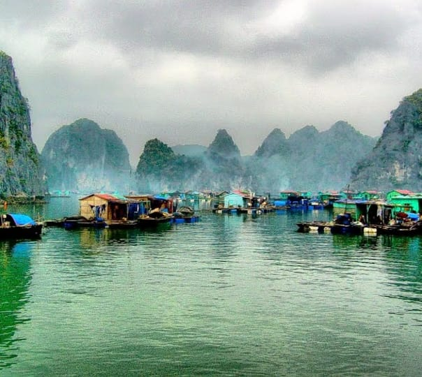 Halong Bay Day Cruise in Vietnam