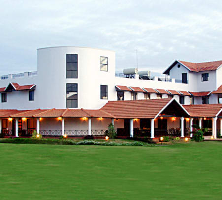 Luxurious Resort Stay in Bangalore