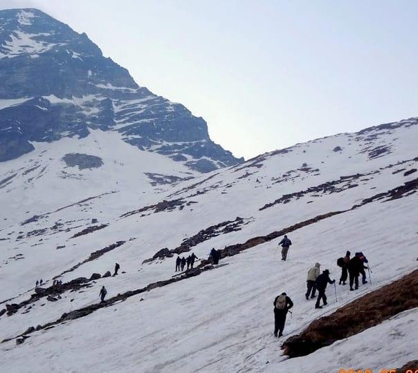 Brahmatal Trek 2017, Uttarakhand