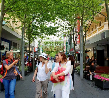 Perth Walking Tour Flat 15% off