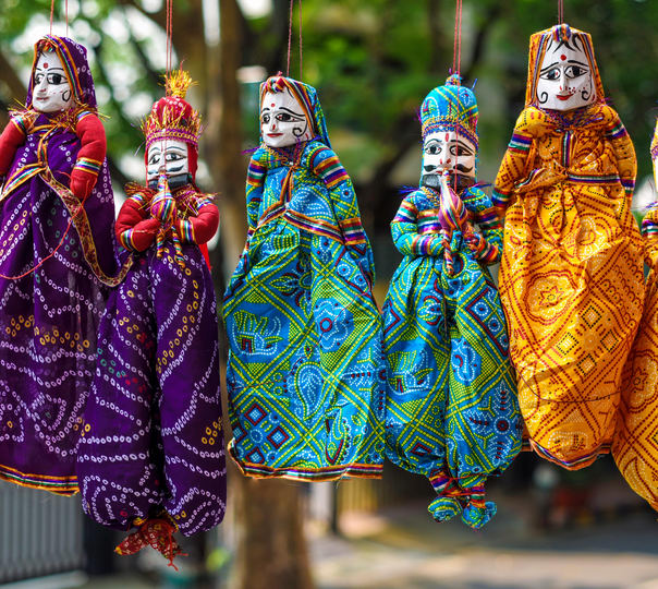 Evening Heritage Walk in Jaipur: Vocations & Artisans Trail