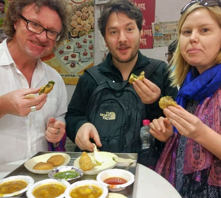 Delicious Rishikesh Food Walk Tour