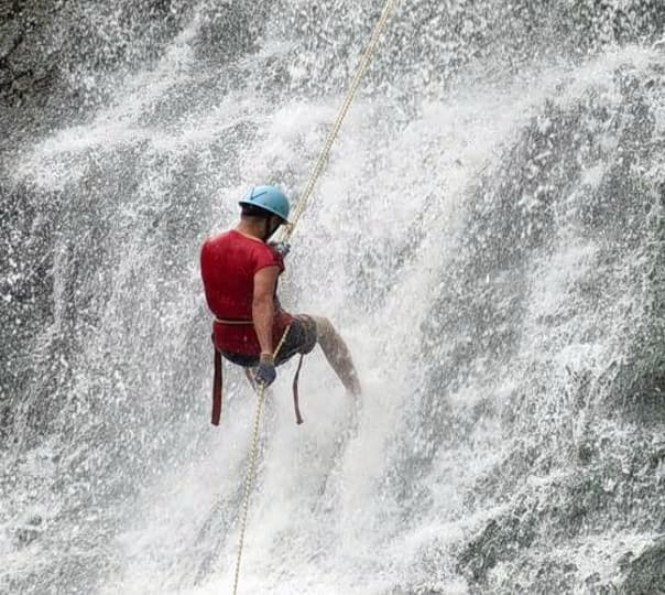 Waterfall Rappelling in Kasara (from Mumbai)