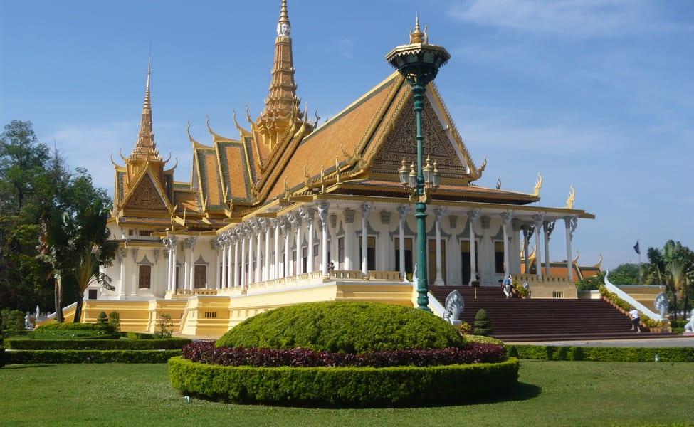 5 Day Tour Of Cambodia