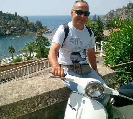The Waters in the Mountains Vespa Tour in Bali