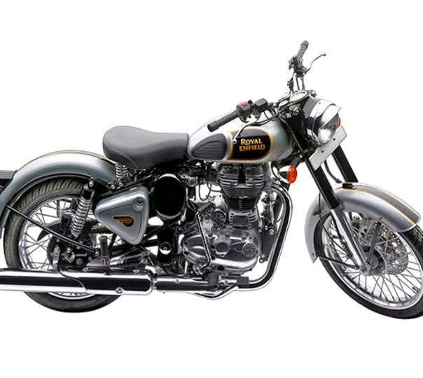 Rent a Royal Enfield Classic 500 in Mumbai