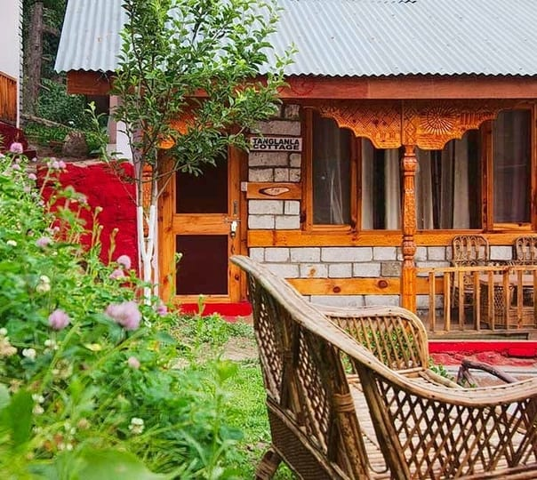 Stay in Village Resort at Manali