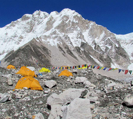20 Days Everest Three High Pass Trek
