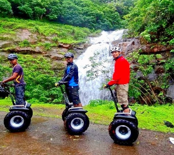 A Thrilling Segway Ride for Experienced Riders in Lavasa