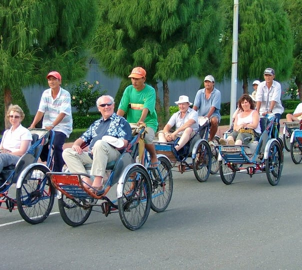 Evening Cyclo Tour in Hanoi