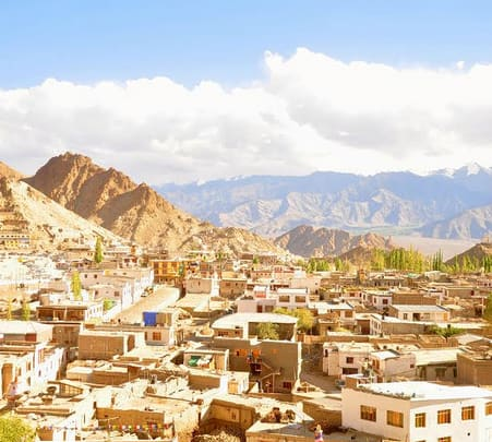 Ladakh: the Journey to the One Home Village