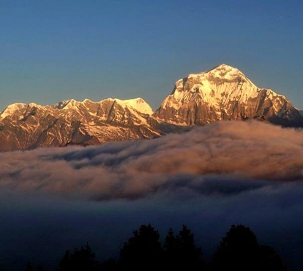 8 Days Trek from Ghorepani to Ghandruk