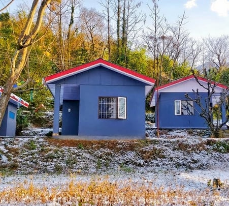 Hill Top Camping Experience in Bir Flat 46% off
