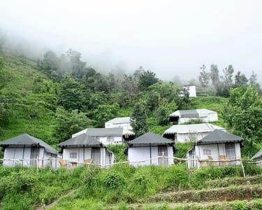 Jungle Camping with Meals, Nainital Flat 39% off