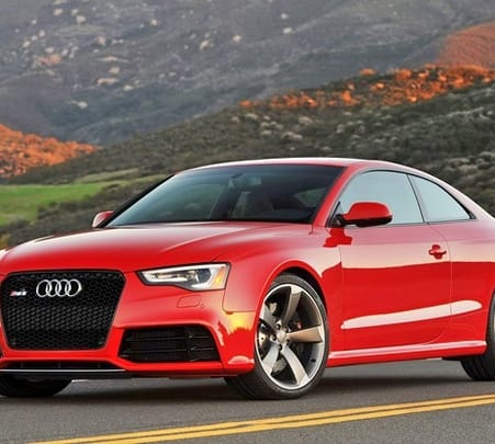 Rent an Audi 6 with Driver in Goa