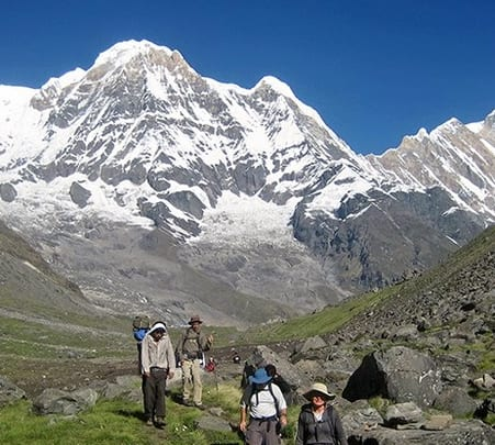 Trekking Expedition to Annapurna Base Camp