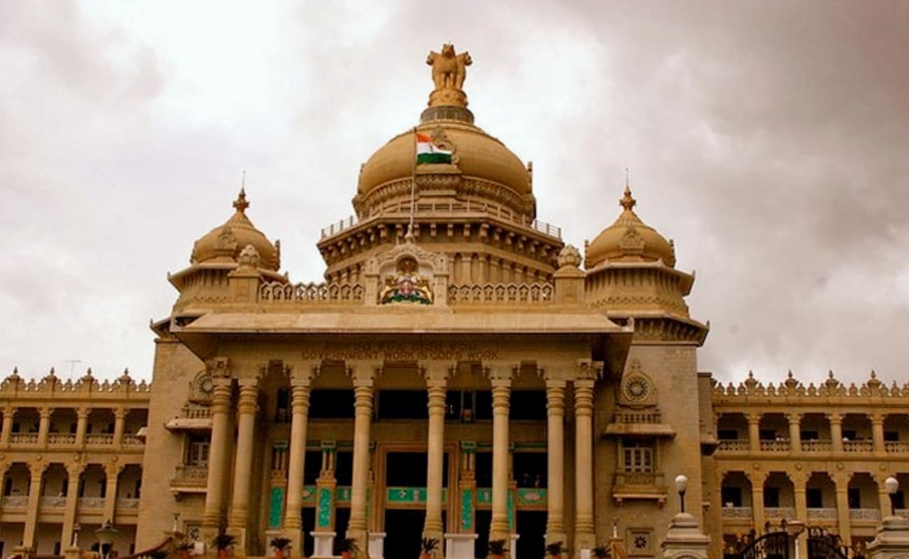 Guided Walk Around Vidhana Soudha Bangalore Thrillophilia