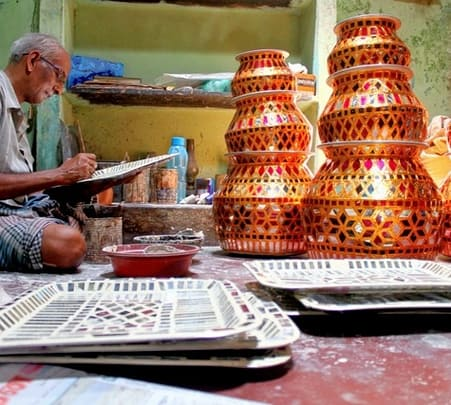 Exploring Nayak Heritage Tour, Thanjavur