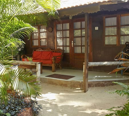 Stay at Papayas in Goa