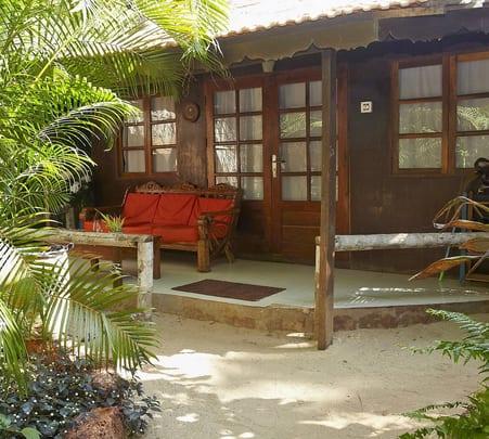 Stay at Papayas in Goa