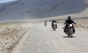 Leh Ladakh Bike Trip Packages 2019