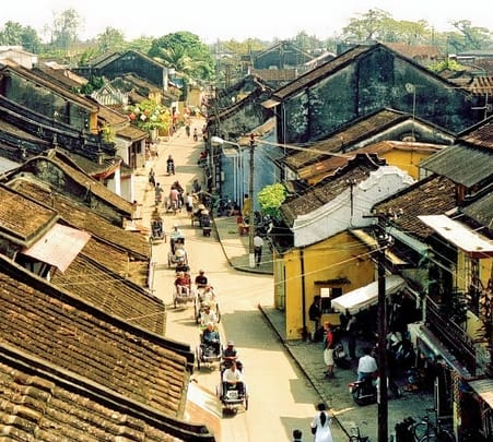 Sightseeing Tour of the Ancient Towns of My Son and Hoi an