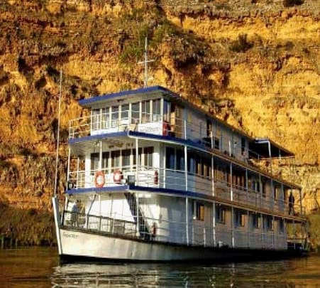 Murray River Boat Tour near Adelaide