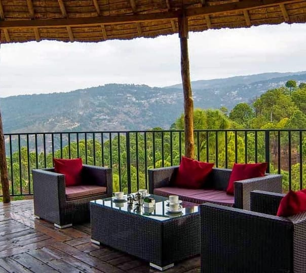 Resort Stay in Ranikhet