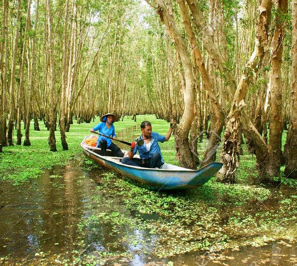 Classic Mekong Delta Deluxe Tour in Vietnam
