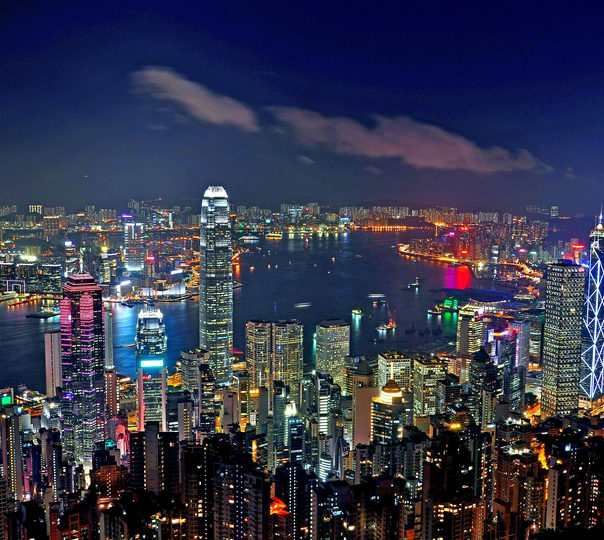 Hong Kong Island Night Tour