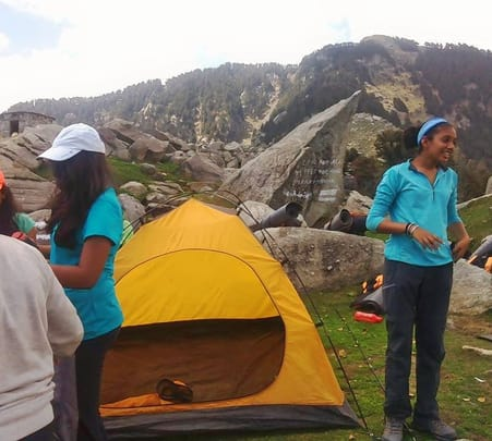 Survival Training Summer Camp For Teenagers in Himachal Pradesh (12 to 14 Years)