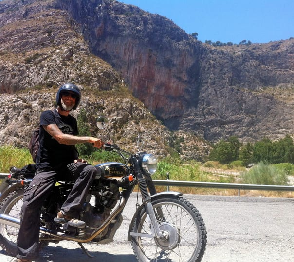 7 Days 6 Nights Royal Enfield Motorcycle Tour in Spain