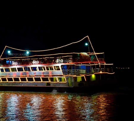 Overnight Cruise with Music and Dinner in Goa