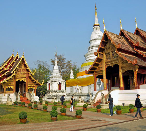 Chiang Mai City and Temple Tour