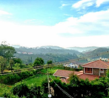 Stay in Homestay in Ooty