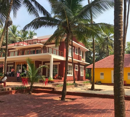 Luxurious Beach Stay in a Village near Mangalore