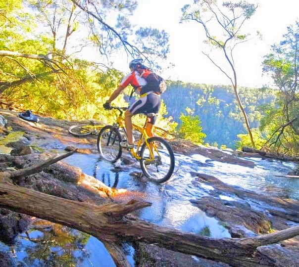 Biking and Hiking in Byron Bay