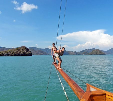 Private Full Day Cruise at Langkawi