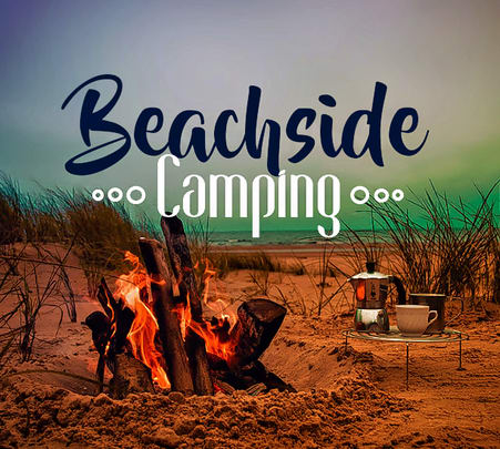 Beach Bonfire and Camping in Chennai