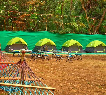 Camping Near Mumbai With Movie Night Flat 11% Off