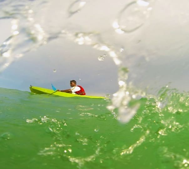 Stand Up Paddle Boarding & Sea Kayaking In Rameshwaram