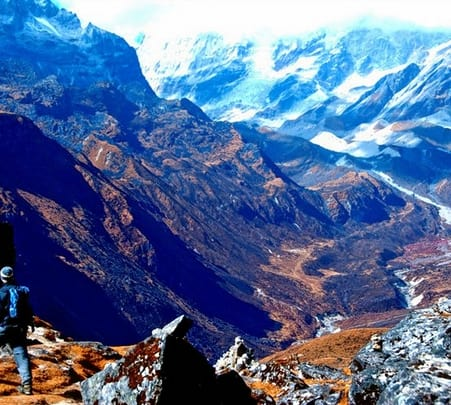 North Sikkim High Altitude Trek in Zemuchu Green Lake Area