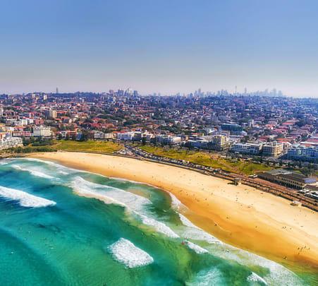 Half Day Sydney City Tour with Bondi Beach