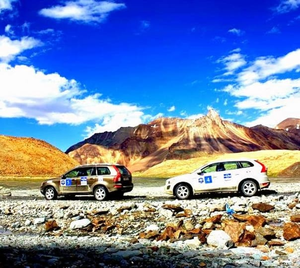 Self Driven Expedition to the Himalayas