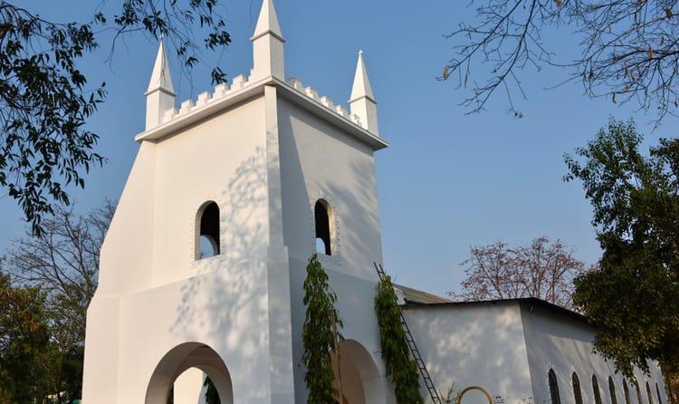 12indore white church