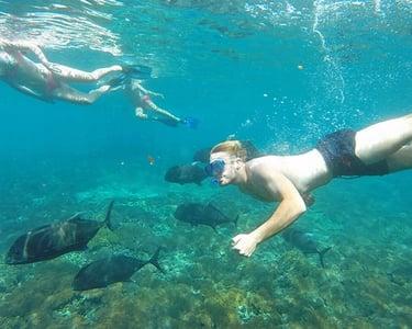 Adventure Tour to Nusa Lembongan in Bali