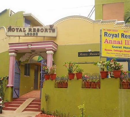 Stay at Royal Resorts, Chennai